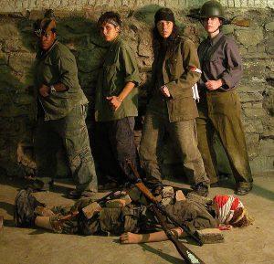 The Values Horror Show, 2005 (Photo: Sasha Mishkin)